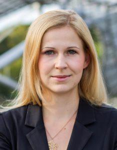 Claudia Doyle | Journalistin; Foto: Stephanie Probst