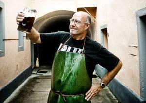 Günther Thömmes von der Bierzauberei Brauerei. (Foto: Marco Rossi)